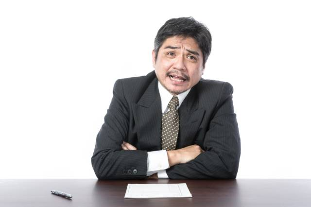 YOTA85_husaiyou215135819_TP_V 上手く話せない40代の転職者は一生面接を突破できないわけではない