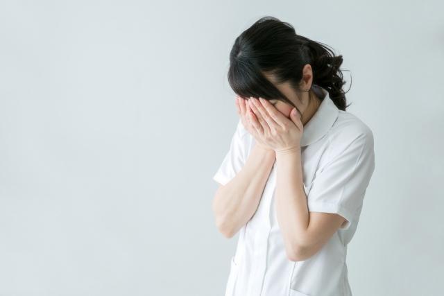 看護士から事務の派遣社員になり給料が300万円落ちた40代女性の悲劇